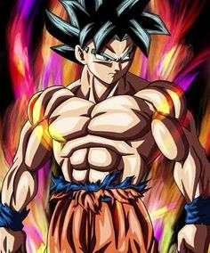 Goku Y Vegeta, Son Goku, Dc Anime, Anime Art, Goku Limit Breaker, Dbz Characters, King Kong, Dragon Ball Z, Animation