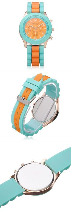 Silicone number 3 dial women round quartz wrist watch fashion style instagram hashtags #fashion #e #style #paraguai #fashion #n #style #ltd #fiesta #fashion #style #9045 #jamie #t #fashion #style