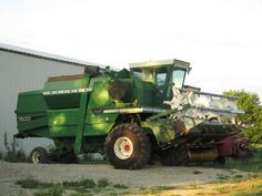 oliver combines | Oliver combine 7800 and 7600 - Yesterdays Tractor Co. (#47582)