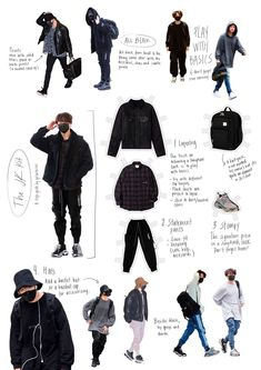 Kpop Fashion, Korean Fashion, Fashion Outfits, Fashion Trends, Airport Fashion, Kpop Mode, Bts Inspired Outfits, Outfits Hombre, Airport Style