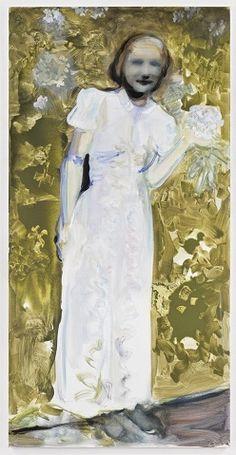 Marlene Dumas, My moeder voor sy my moeder was, 2010