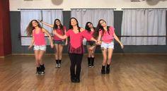 Coreografía de Turn Me On de David Guetta & Nicki Minaj - TKM (Paso a Paso)