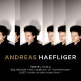 """Perspectives 5: Liszt Années de pèlerinage: 1° années – Suisse, Beethoven Piano Sonata No. No. 29 in B-flat major, Op.106, """"Hammerklavier"""""""