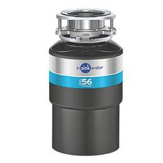 Order online at Screwfix.com. InSinkErator food waste disposer for most types of food waste. Induction motor for long, trouble-free operation. Easy installation with quick-lock mounting assembly. Suitable for regular use in smaller households. FREE next day delivery available, free collection in 5 minutes.
