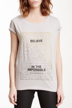 Impossible Graphic Tee