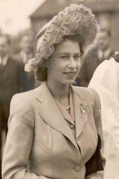 Princess Elizabeth, 1947