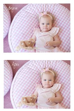 How to do a clean and easy edit in Photoshop | Chicago child photographer