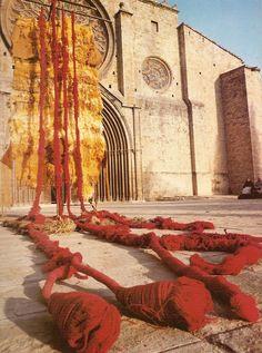 Josep Grau-Garriga. Monument a l'esperança. 1973. 550 cm. x 230 cm. x 450 cm…