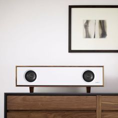 handcrafted solid wood tabletop hifi by symbol audio