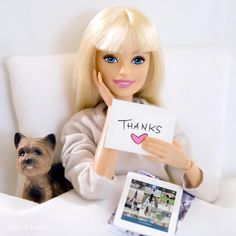 ❤ Wow! One million followers! I can't believe it. One million thank you's to each of you for following along! Stay tuned for a full celebration once I'm back in LA. #OneMillion #barbie #barbiestyle