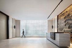 Reception Counter, Hotel Reception, Front Desk, Color Trends, Interior Design, Bedroom, Modern, House, Furniture
