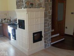 SYDA - Kuchnia kaflowa Piece, Fa, Fireplaces, Home Decor, Fireplace Heater, Fireplace Set, Fire Places, Decoration Home, Room Decor
