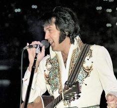 Elvis Presley Concerts, Elvis In Concert, Elvis Presley Photos, Vocal Range, Historian, Memphis, Touring, 1970s