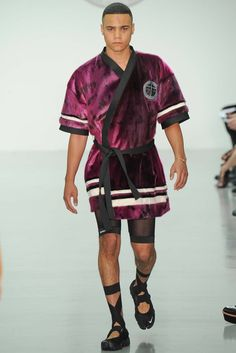 Astrid Andersen Spring 2015 Menswear - Collection - Gallery - Style.com