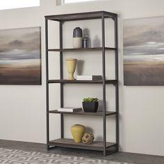 Home Styles Barnside Metro 5 Tier Shelf