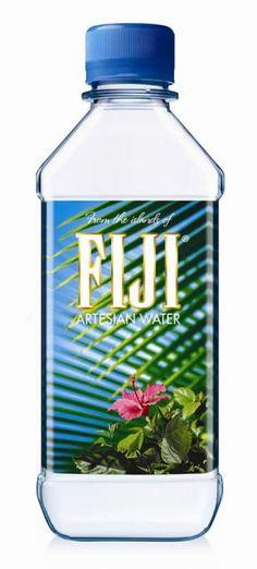 Secondary- Fiji Water