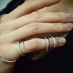 "Diamond ""Cyborg"" Ring by Yeprem for Plukka: https://www.plukka.com/jewelry/store/product?prodid=Diamond-Cyborg-Ring_3cdfde867ba927351b1f56ea0a00874d"