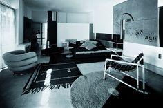 E-1027: το αριστούργημα της Eileen Gray που βανδάλισε ο Corbusier  To σπίτι στην αρχική του μορφή. Eileen Gray, Architecture, Art, Arquitetura, Art Background, Kunst, Performing Arts, Architecture Design, Art Education Resources