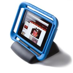 This iPad case looks cool!