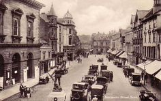 Old Photos of Truro in Cornwall, England, United Kingdom of Great ...