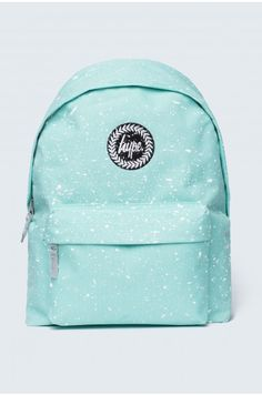 2827618fd5 HYPE MINT WITH WHITE SPECKLE BACKPACK - Bags - HYPE® Mint Backpack