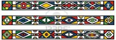 Illustration about Set of traditional african ndebele patterns - vector illustration. Illustration of africa, abstract, multicolored - 19205370 African Design, African Art, African Prints, African Style, Photo Mosaic, Art Africain, Clip Art, Stock Foto, Zulu