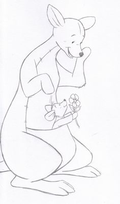 58 Ideas Wall Drawing Ideas Hand Drawn Easy For 2019 Easy Disney Drawings, Disney Character Drawings, Cartoon Drawings, Easy Drawings, Disney Coloring Pages, Colouring Pages, Disney Kunst, Disney Art, Whinnie The Pooh Drawings