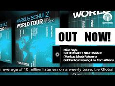 Markus Schulz presents World Tour - Best Of 2009 Love Markus? Visit http://trancelife.us to read our latest #GDJB reviews!