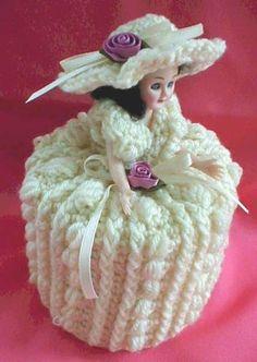 Angela TP Topper Crochet Pattern