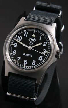 Stop messing about with fashion military watches, get the real deal ...