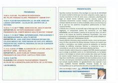 Importante anuncio de nuestro amigo Felipe Vasquez Olano,desde Chiclayo