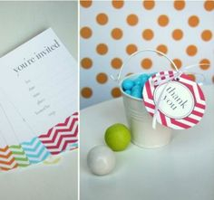 16 Free Pretty Printables for Parties and Presents and More