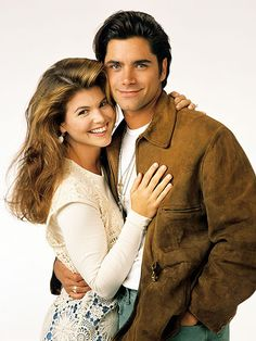 Have Mercy! Full House's Uncle Jesse and Aunt Becky Are Back Together!