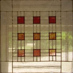 modern bojagi << A way to get an Arts and Crafst -style stained glass window effect without using actual stained glass: Sheer fabric patchworked. Quilted Curtains, Fiber Art Quilts, Textiles, Korean Art, Fabric Manipulation, Fabric Art, Quilting Designs, Handmade Crafts, Textile Art