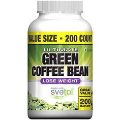 Phytogenix Laboratories Ultimate Green Coffee Bean