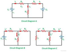 What is a Superposition Theorem? Maths Paper, Current Source, Circuit Diagram, Globe, No Response, Audio, Electronics, Math Equations, Layering