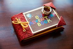 Adorable mini Adventure Book inspired by Up!