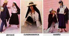 los bailes tradicionales de columbia son muy entretenidos.