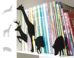 Marcadores de libros con forma de animales : SeMujer.com - embarazo, manualidades y recetas de cocina