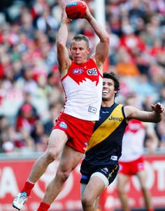 The mighty Sydney Swans. Melbourne, Sydney, Swans, Rugby, Red And White, Chuck Wagon, Football, Club, Running