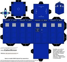 Dr Who Party Ideas | Doctor Who Printables | Party Ideas