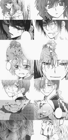 "#akatsukinoyona #خرابيش  ""The pain will never disappear""."
