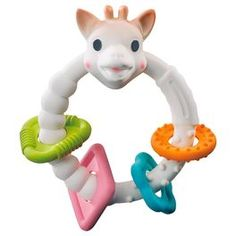 Sophie la Girafe So Pure Coloring Teether,