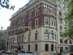 Edward J. Berwind Mansion, 2 East  64th Street, at Fifth Ave.