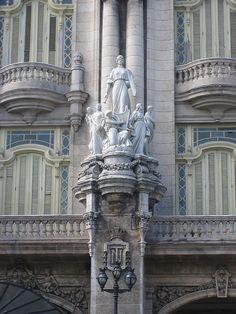 The Great Theatre of Havana. Havana - Cuba