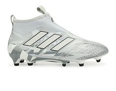 df8bc6d0e3fa Adidas Kids Ace 17 Purecontrol WhiteCore Black Soccer Shoes Soccer Shoes 4Y  -- Click for