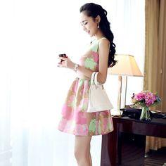 25003 Princess Coloring Flora Dress