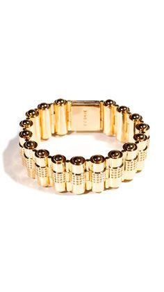 GI Jane Holster Hinge Bracelet / CC Skye