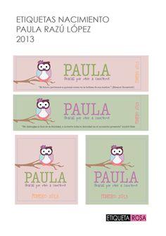 Etiquetas para Paula nacimiento