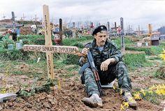 Российские добровольцы в Сербии. Александр Шкрабов, 1994 г. Через несколько…